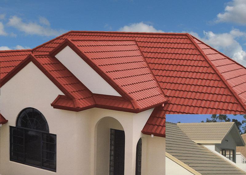 Stampin marek maxitile cincalum color gravillada for Colores de techos de casas