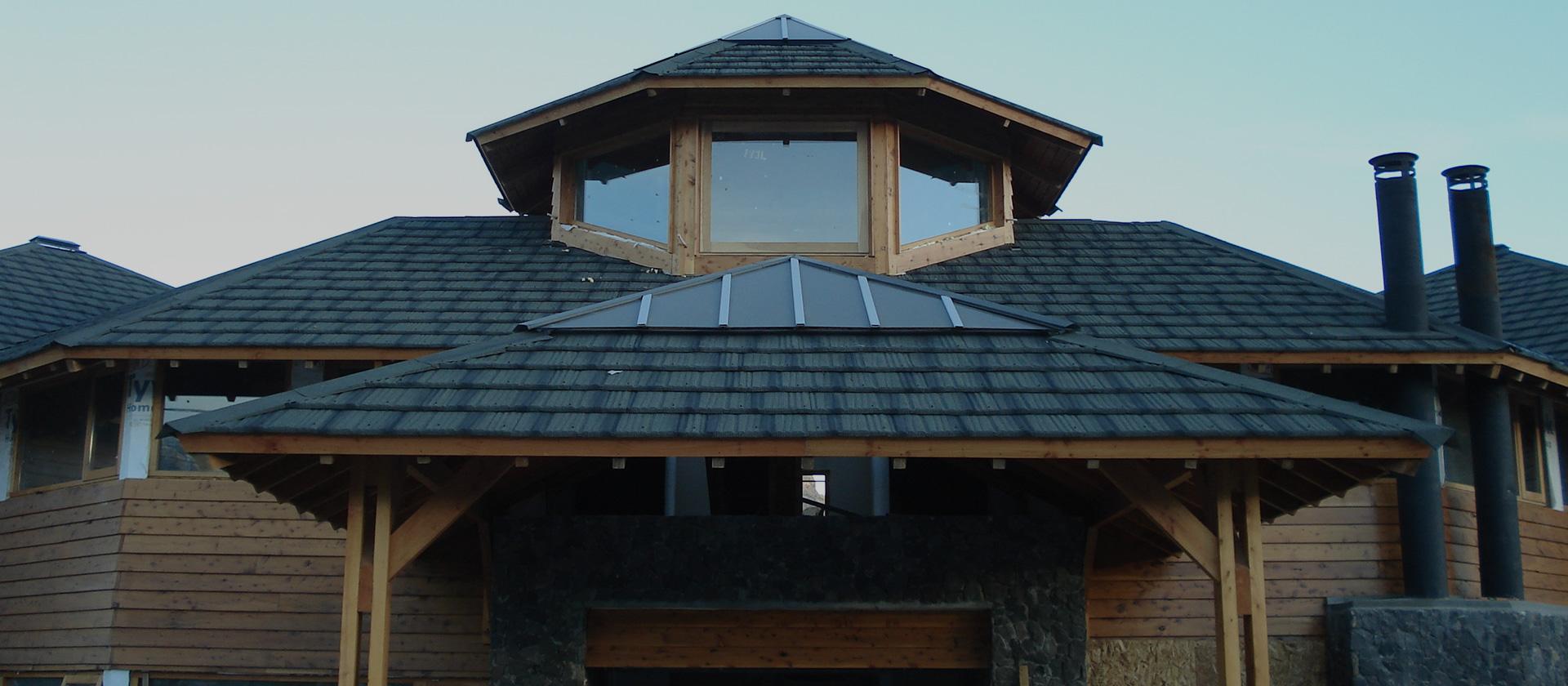 Stampin marek marek tejados for Tipos de tejados de casas